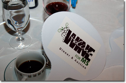 Wine & Dine for MS Dinner & Auction